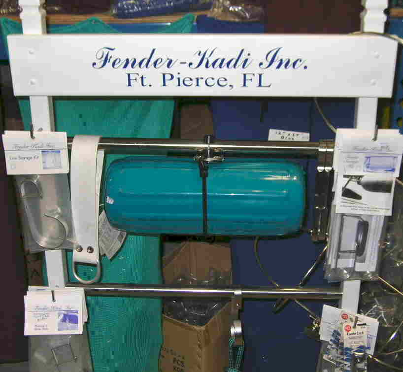 Boat fenders and accessories
