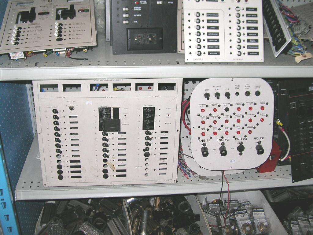 Breaker panels