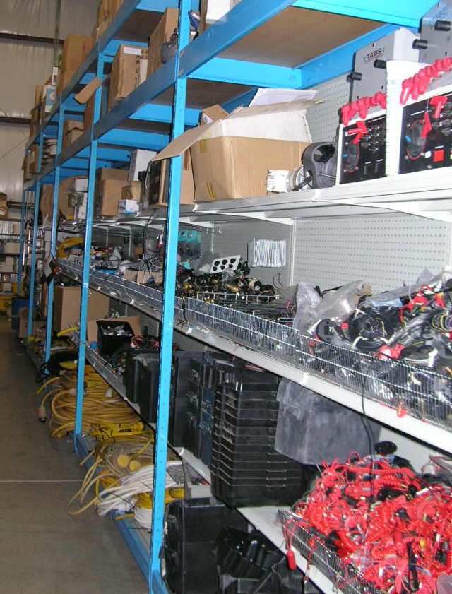 Misc. electrical aisle